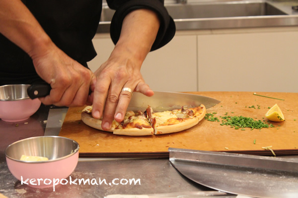 Pizza Perfector Cooking Class at ToTT