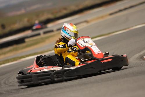 GP MotorVsMotor Trofeo Invernal Powerkart Kartpetania 2013 - Zihara Esteban