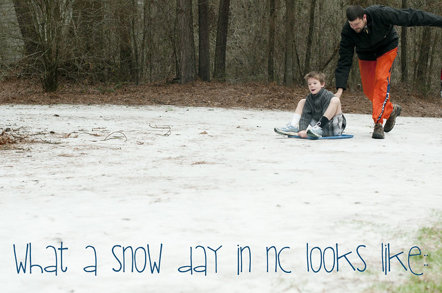 NC Snow Day