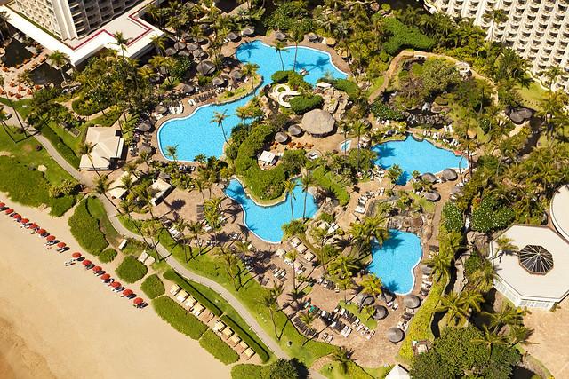 Westin Maui Resort Spa On Legendary Kaanapali Beach