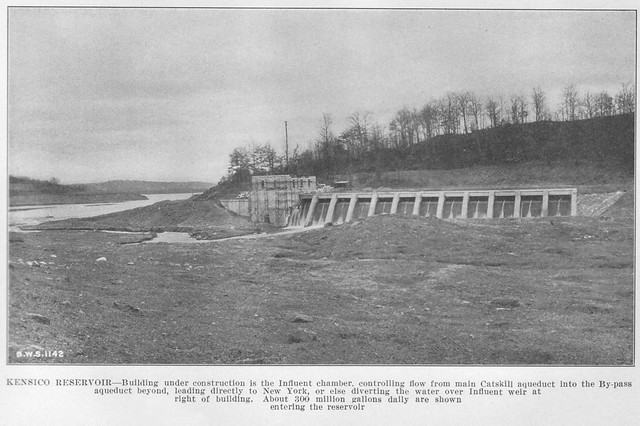 Report 1915 Influent Weir