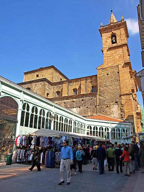 El Mercado el Fontán, Oviedo
