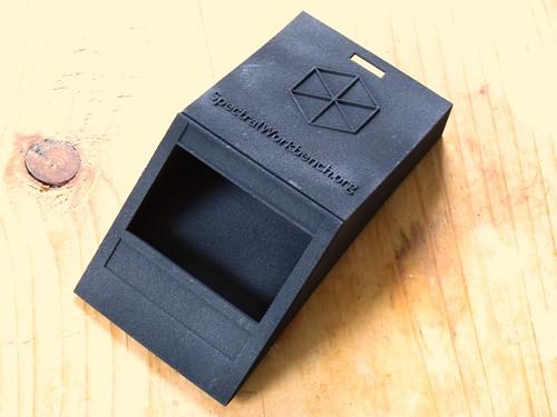 3D printed spectrometer attachment