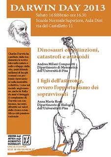 Darwin Day 2013