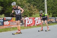 Orlický Rollerski Cup Orlické Záhoří - běžkaři lámali traťové rekordy