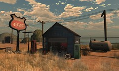 farm gas stop photogenic