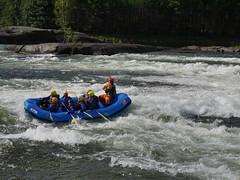 Rafting TrollAktiv, Evje