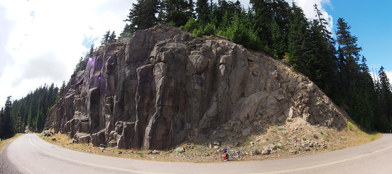 Rock Cut on NF Development Road 25