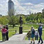 Statue Albert 1er