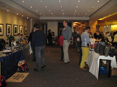 Holiday Artisans Market at Time Inc. 12-7-12 Time & Life Building, Ave Of The Americas NY City.