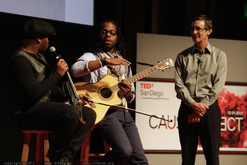 Unknown Lyric   The Urban Symphony   TEDxSanDiego 2012