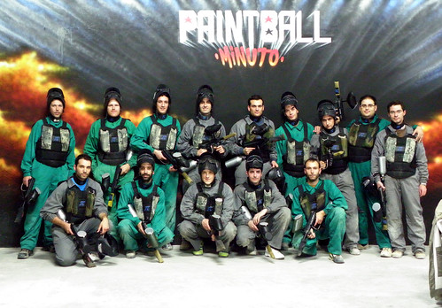 Paintball Minuto