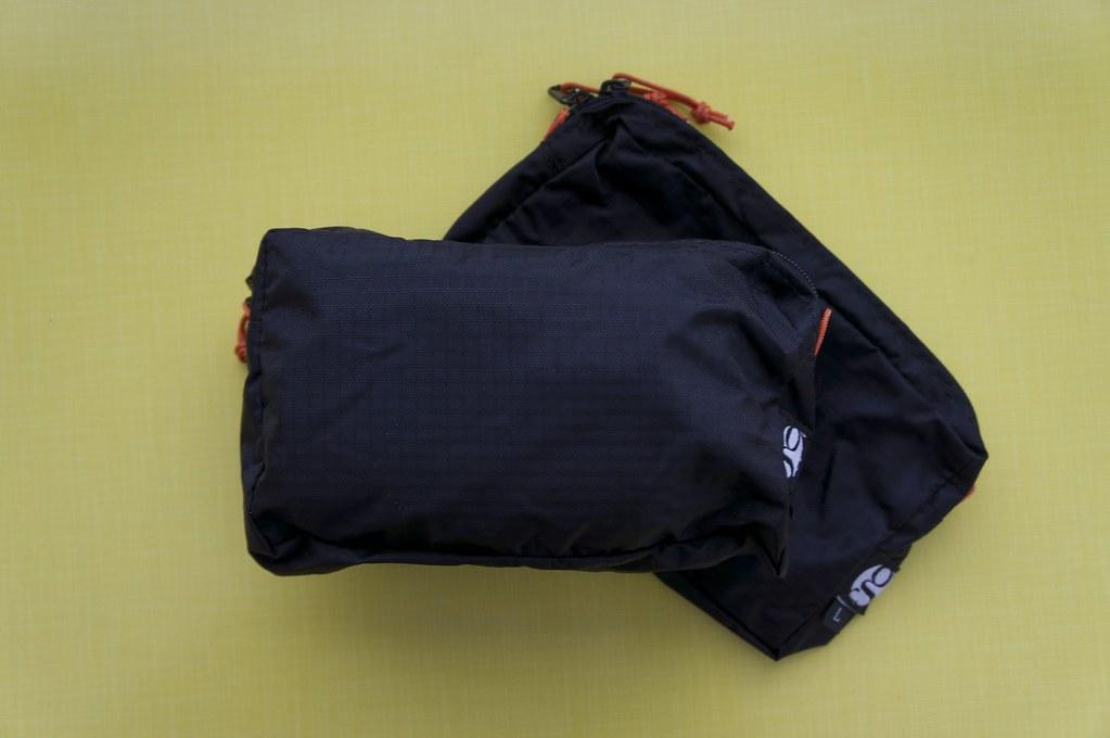 Gossamer Gear Hipbelt pockets
