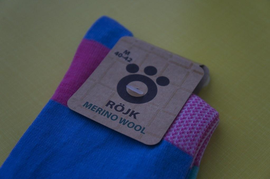 Röjk Merino Liner Socks