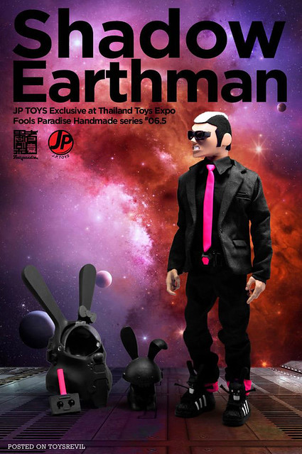 SHADOW-EARTHMAN