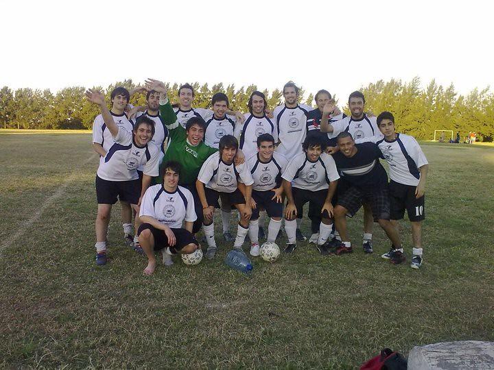 Equipo institucional de Fútbol 2010