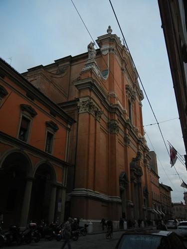 DSCN4341 _ Cattedrale di San Pietro, Via dell'Indipendenza, Bologna, 17 October
