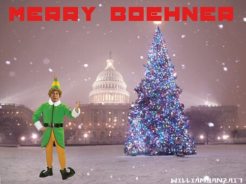 MERRY BOEHNER by Colonel Flick/WilliamBanzai7