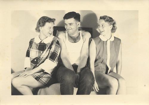 Mernie, Edd & Margie