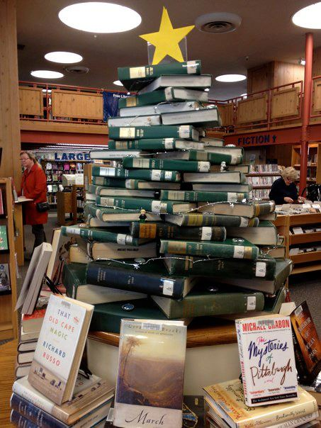 Book Trees at MPL