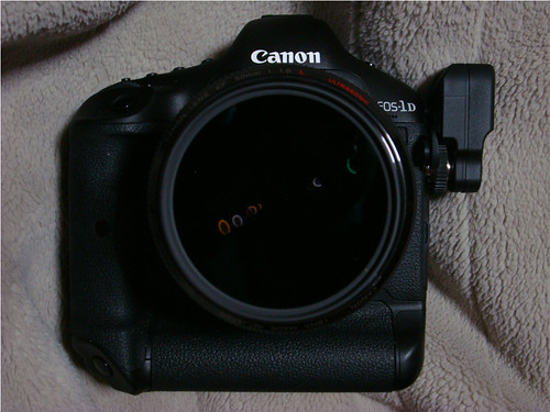 EOS-1D_X with GP-E1(GPS)