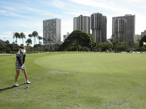 Ala Wai Golf Course 090b