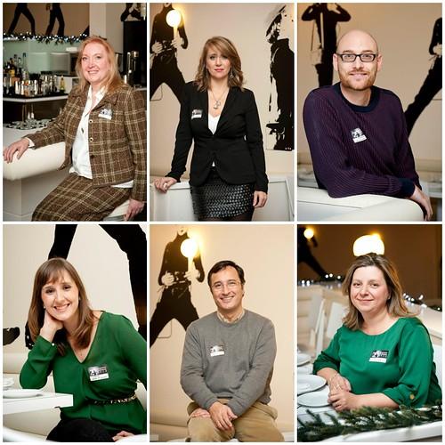 Ganadores I edición Blogueros Cocineros Canal Cocina