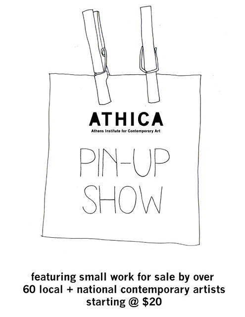 Pin-Up Show at ATHICA.