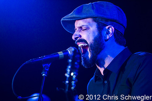 Tony Lucca - 12-14-12 - The Shelter, Detroit, MI