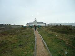 Senda Norte, Faro de Busto