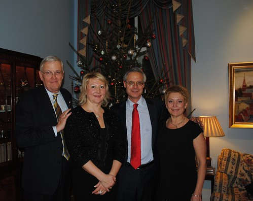 BritCham Christmas Party 2012