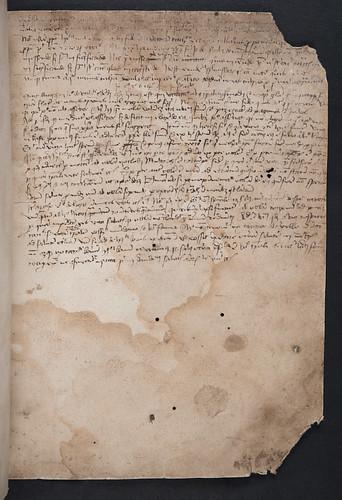 Manuscript notes in Henricus de Zoemeren: Epitoma primae partis Dialogi de haereticis a Guilielmo de Ockam compositi
