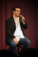 Chris Strompolos at the Raiders: The Adaptation screening