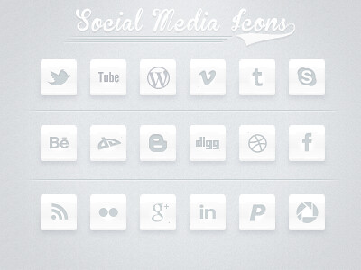 social-media-icons-dribble