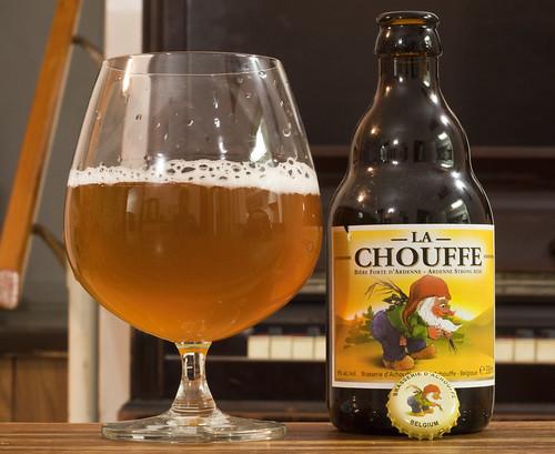 La Chouffe Bière Forte d'Ardenne 19/24 by Cody La Bière