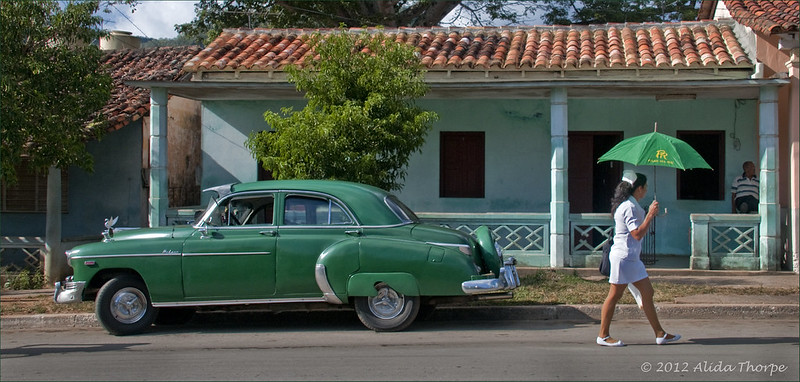 green deluxe