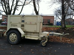 City of Rye Police Surplus Army Equipment