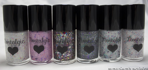 Nostalgic Nail Lacquer New Wave Winter (1)