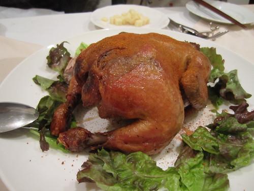 鶏肉のコンフィ