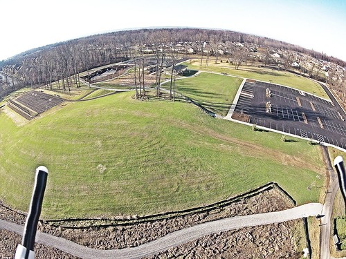 park aerial vissing quadcopter multicopter