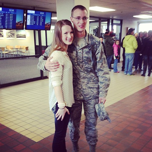 So proud of Scotty. Can't believe what people sacrifice to keep us safe.
