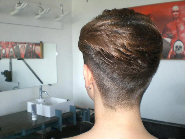 Clipper Cut Hairstyles For Women 34378