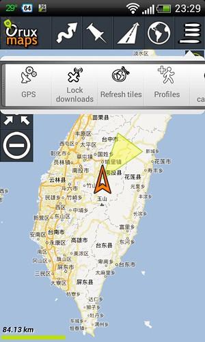 google-map-簡體中文