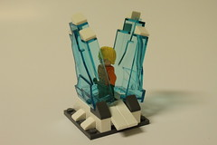 LEGO DC Universe Arctic Batman vs. Mr. Freeze: Aquaman on Ice (76000)