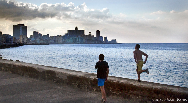 Malecón run