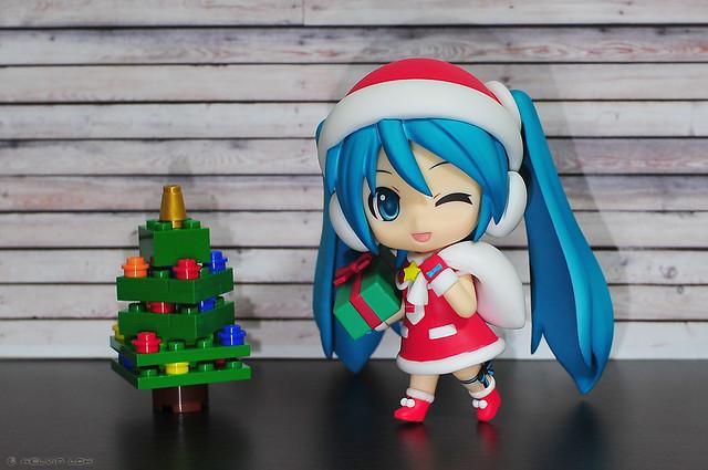 Merry Christmas Miku!