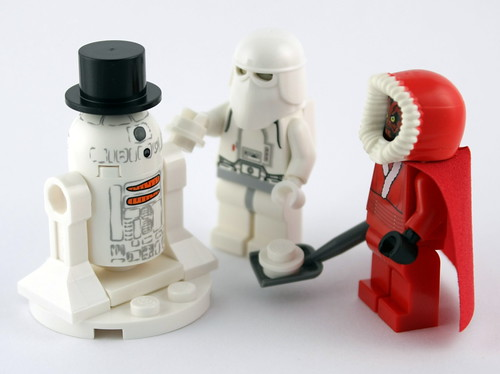 Rusty the Snowdroid