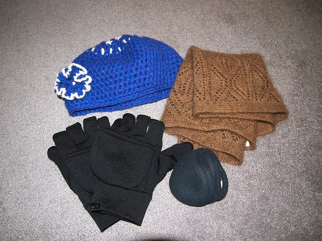 Winter gear