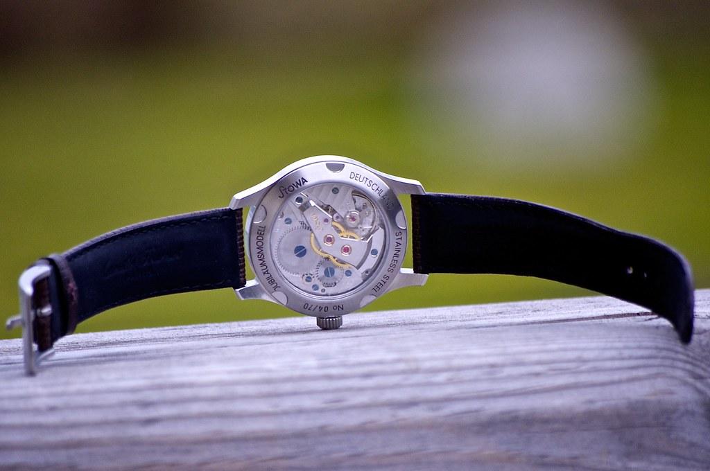 stowa - Idée de bracelet pour ma Stowa flieger 8305779929_1df21dc623_b