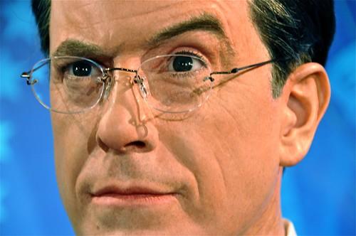 Madame Tussauds: Stephen Colbert